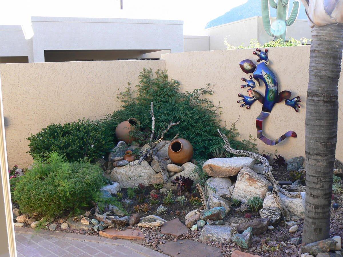 Irrigation contractors in Tucson
